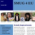 Smug, Abril 2004